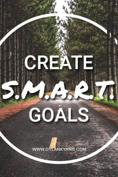 """Create SMART Goals with """"The Rule of Three"""""""