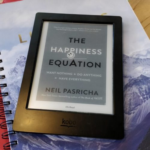 The Happiness Equation – My Summarized Notes and Action Items
