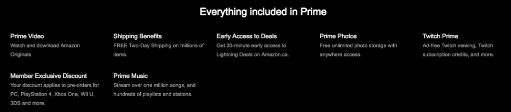 Your Canadian Guide to Amazon Prime Day - DYLANKYANG