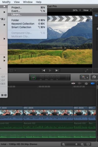 How to Edit with Final Cut Pro X on an External Hard Drive | Samsung T5 SSD