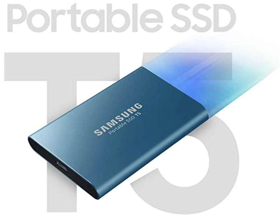 External SSD | Samsung T5