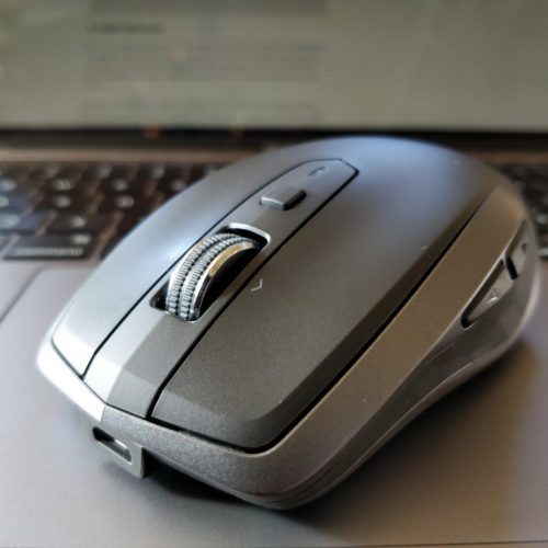 Logitech MX Anywhere 2S Mouse