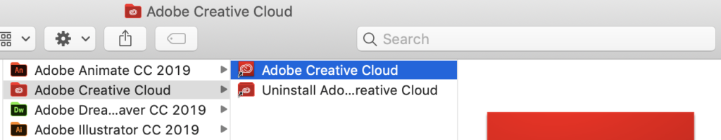 How do I stop the Adobe Creative Cloud app from auto-launching on