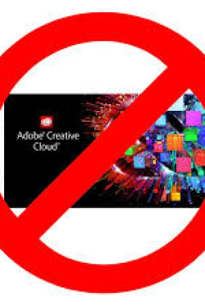 How do I stop the Adobe Creative Cloud app from auto-launching on login?