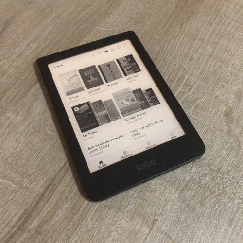 Kobo Clara HD | The Best All-round E-Reader