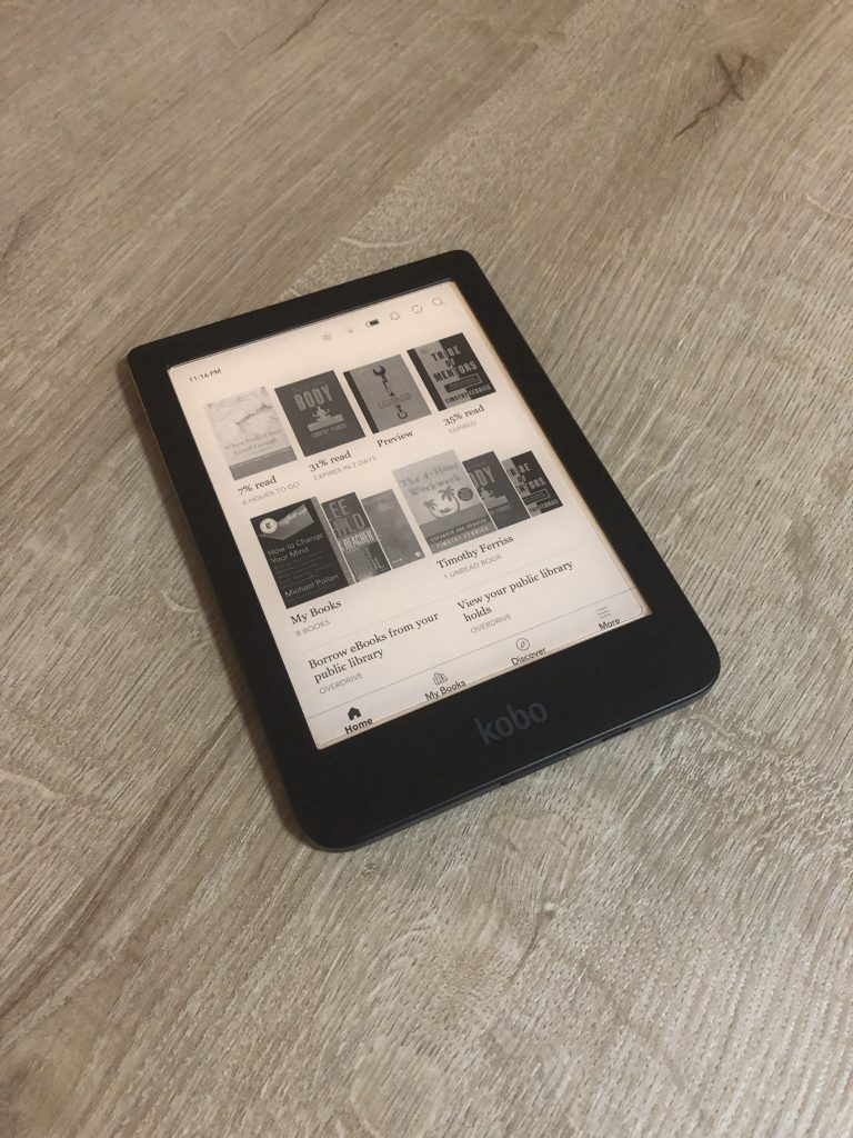 Kobo Clara HD Review | Dylankyang - The best Ereader you can buy