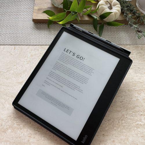 Kobo Elipsa | A Large E-Reader with a Stylus